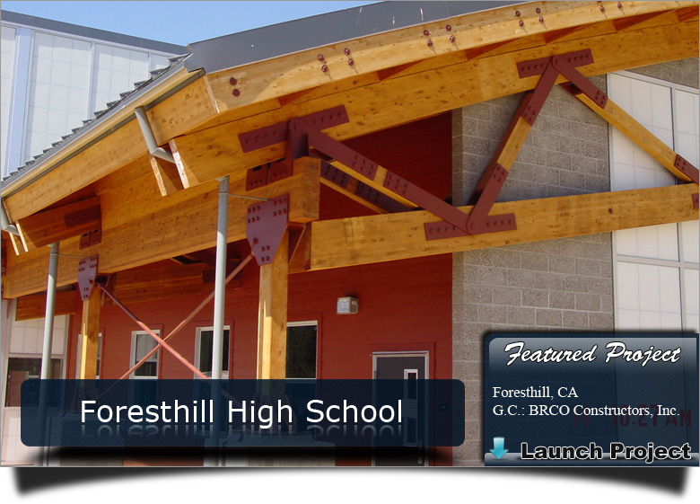 Forest Hill High School Phase 1