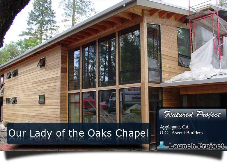 Our Lady of the Oaks Chapel